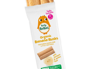 Picture of organic baby rusks