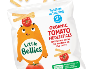 Picture of organic toddler snacks