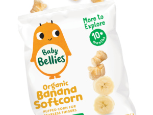 Picture of organic baby snacks